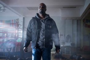 "Mike Colter as ""Luke Cage"""