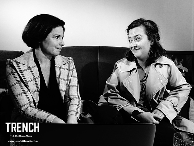 Project of the Day - Trench