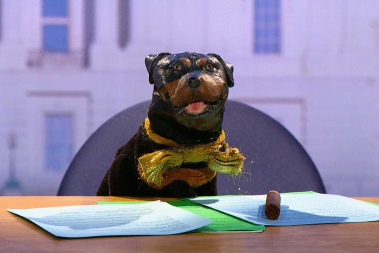 eric andré, triumph the insult comic dog & more comedians disrupt