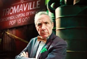 Troma Entertainment's Lloyd Kaufman