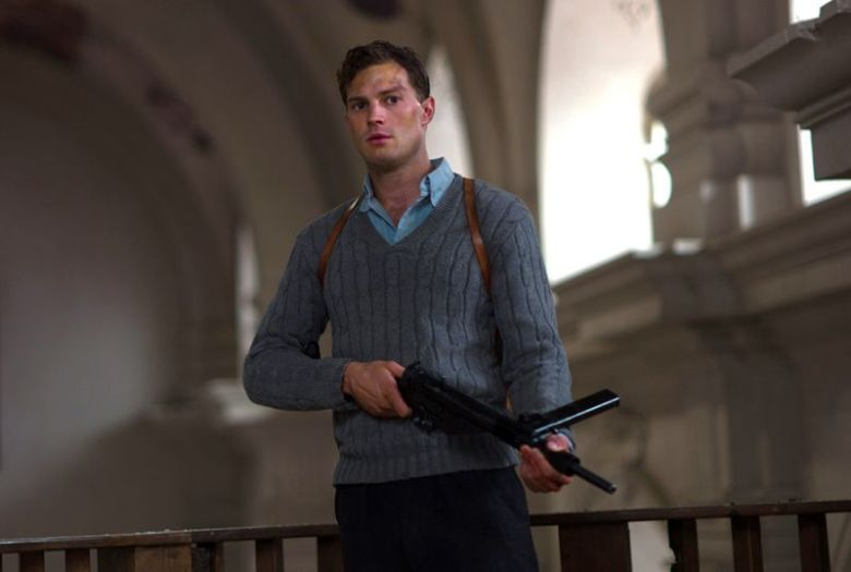 """Anthropoid"""