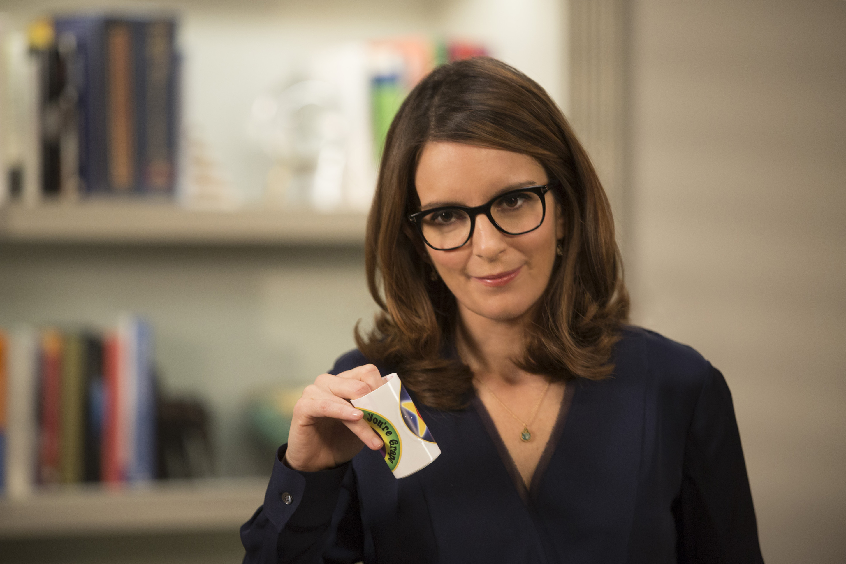 Tina Fey education
