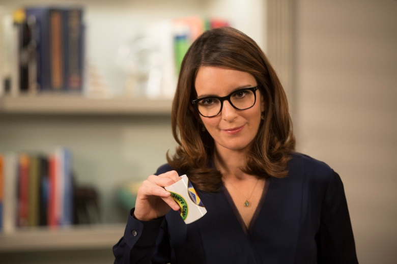 "Tina Fey in ""Unbreakable Kimmy Schmidt"""