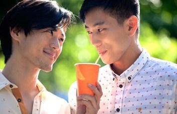 James Chen (Ning) and Jake Choi (Ryan)