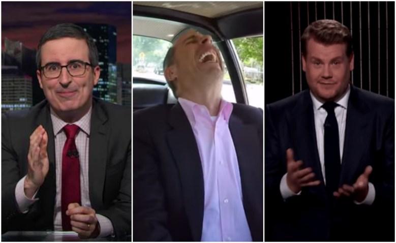 Emmy Variety Talk