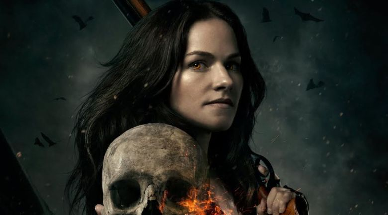 Image result for Syfy TV show van helsing images