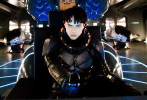 "Dane DeHaan in ""Valerian and The City of a Thousand Planets."""