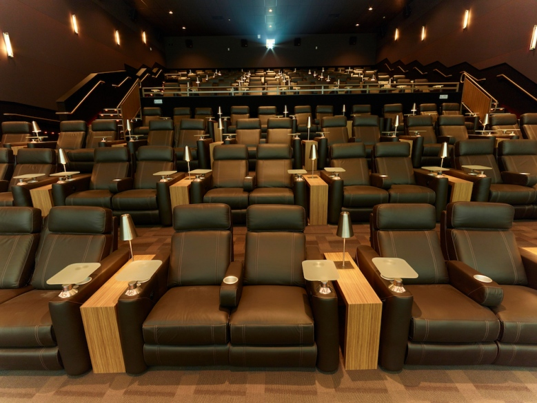 Luxury theater chain cin polis is buying up cinemas across for Sala 4d cinepolis