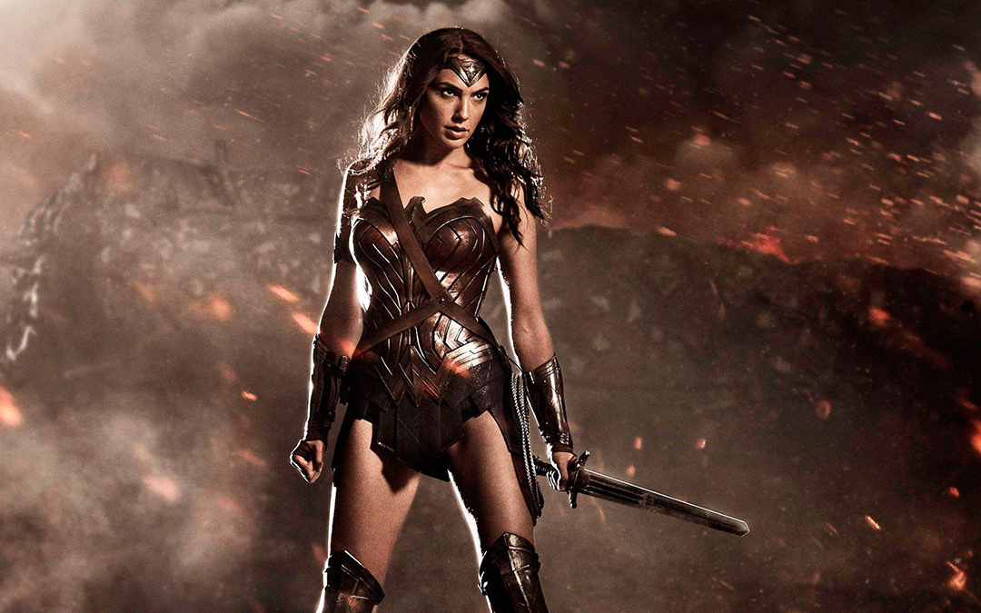 How Wonder Woman Is Breaking 5 Box Office Records