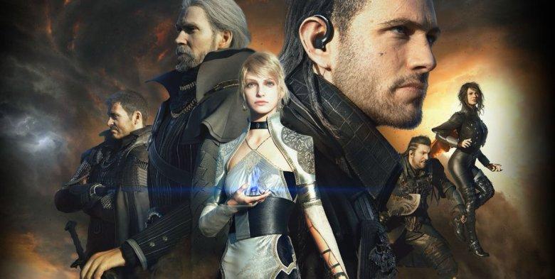 kingsglaive final fantasy xv characters