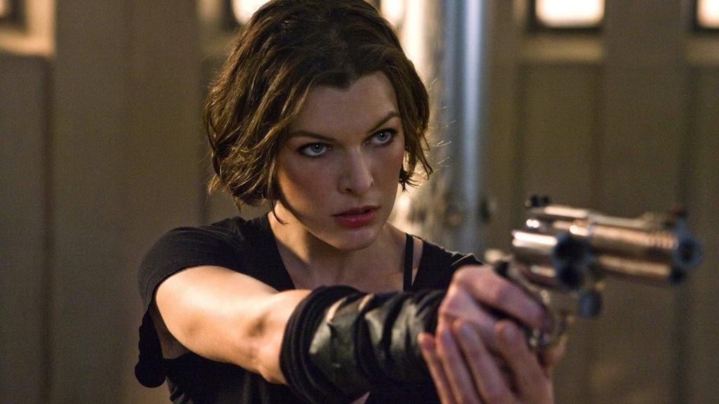 Resident Evil The Final Chapter Teaser Milla Jovovich