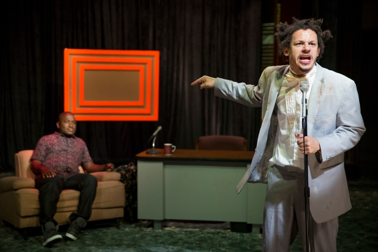the eric andre show behind the scenes of tv s most anarchic talk