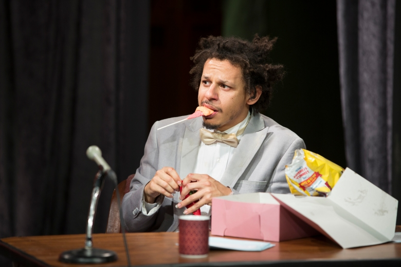 "Eric Andre in ""The Eric Andre Show."""