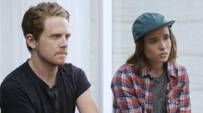 Ian Daniel and Ellen Page