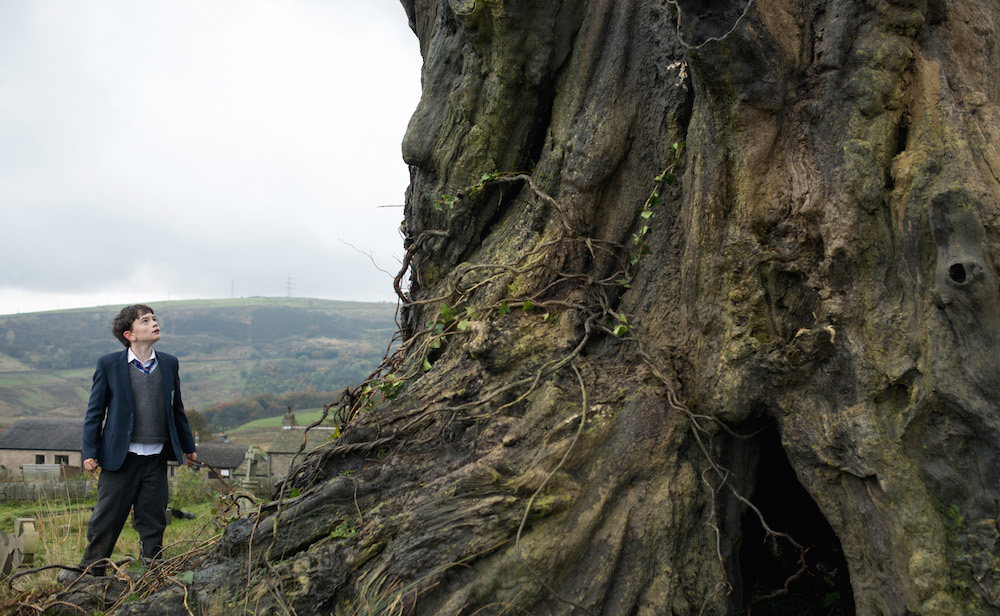 A Monster Calls Now Set for Christmas Weekend Release