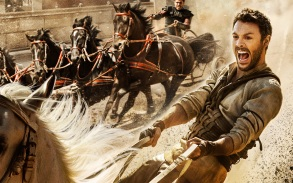 Toby Kebbell in Ben-Hur