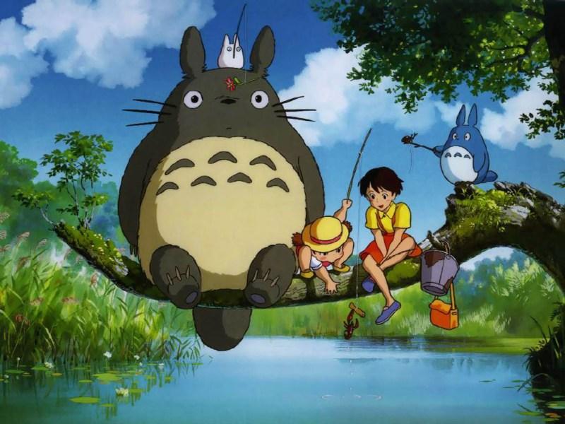 "Big Totoro (""My Neighbor Totoro"")"