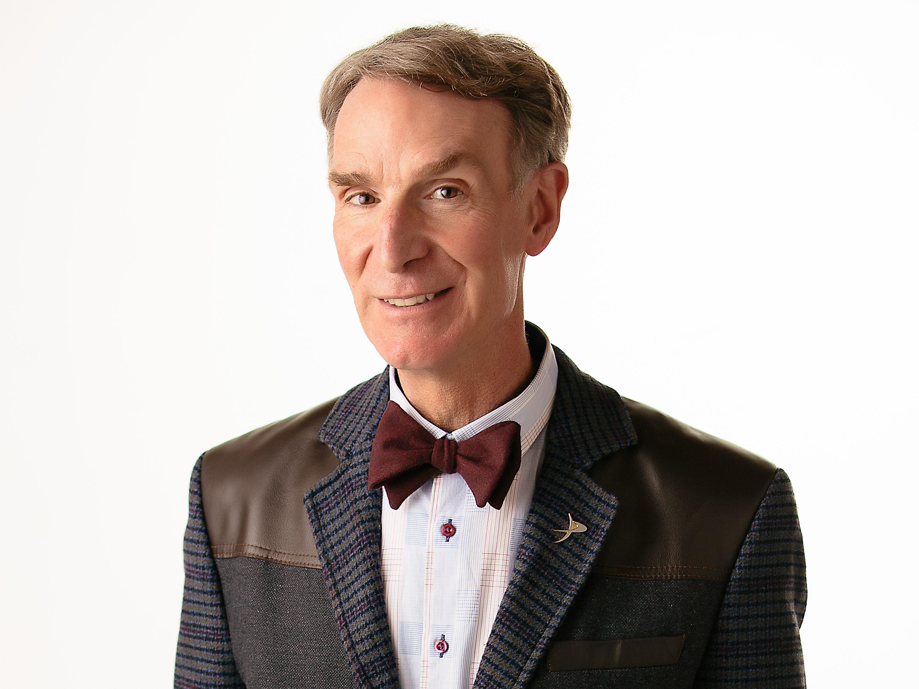 Bill Nye bringing his scientific savvy to new Netflix series
