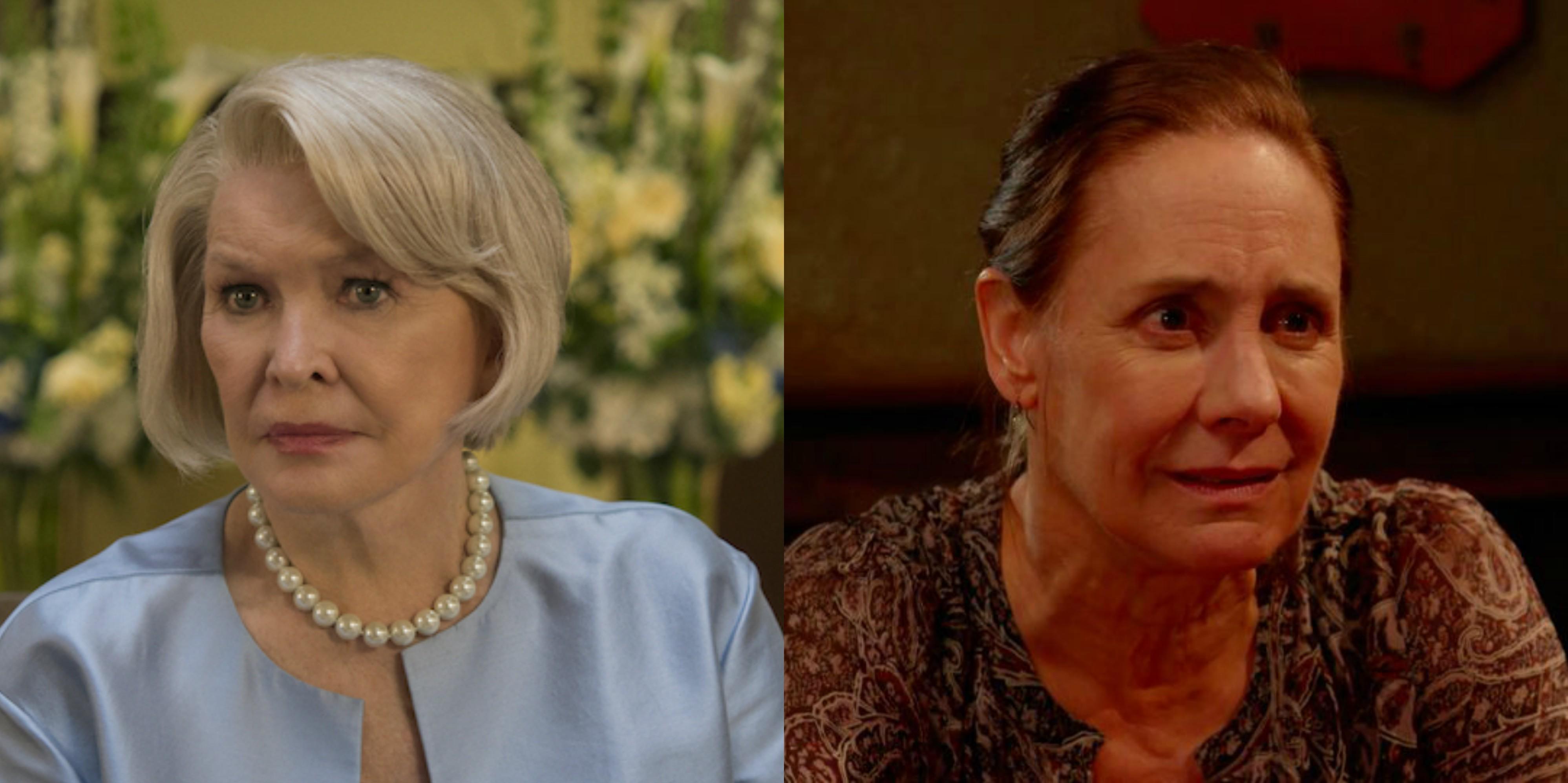 Ellen Burstyn v Laurie Metcalf Emmys 2016 Drama