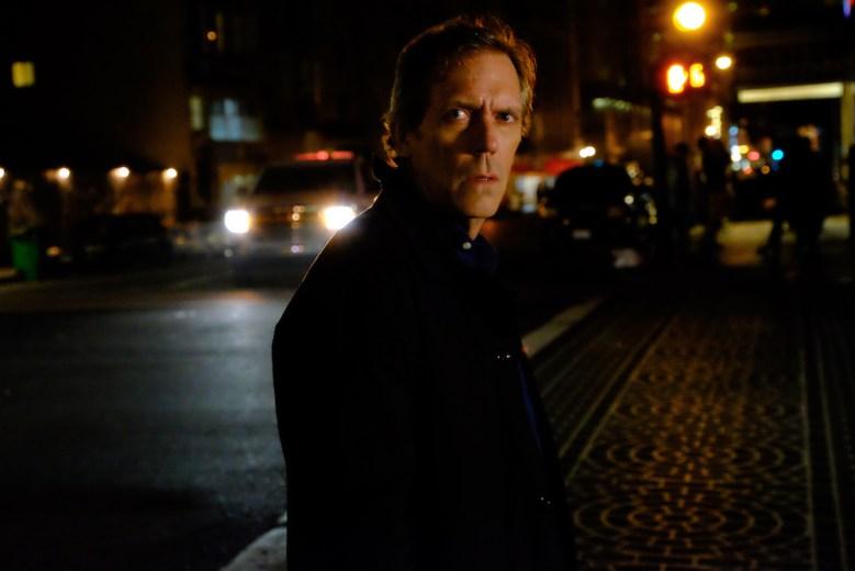 Hugh Laurie as Eldon Chance - Chance_Season 1, Episode 1, Photo Credit: David Moir/Hulu