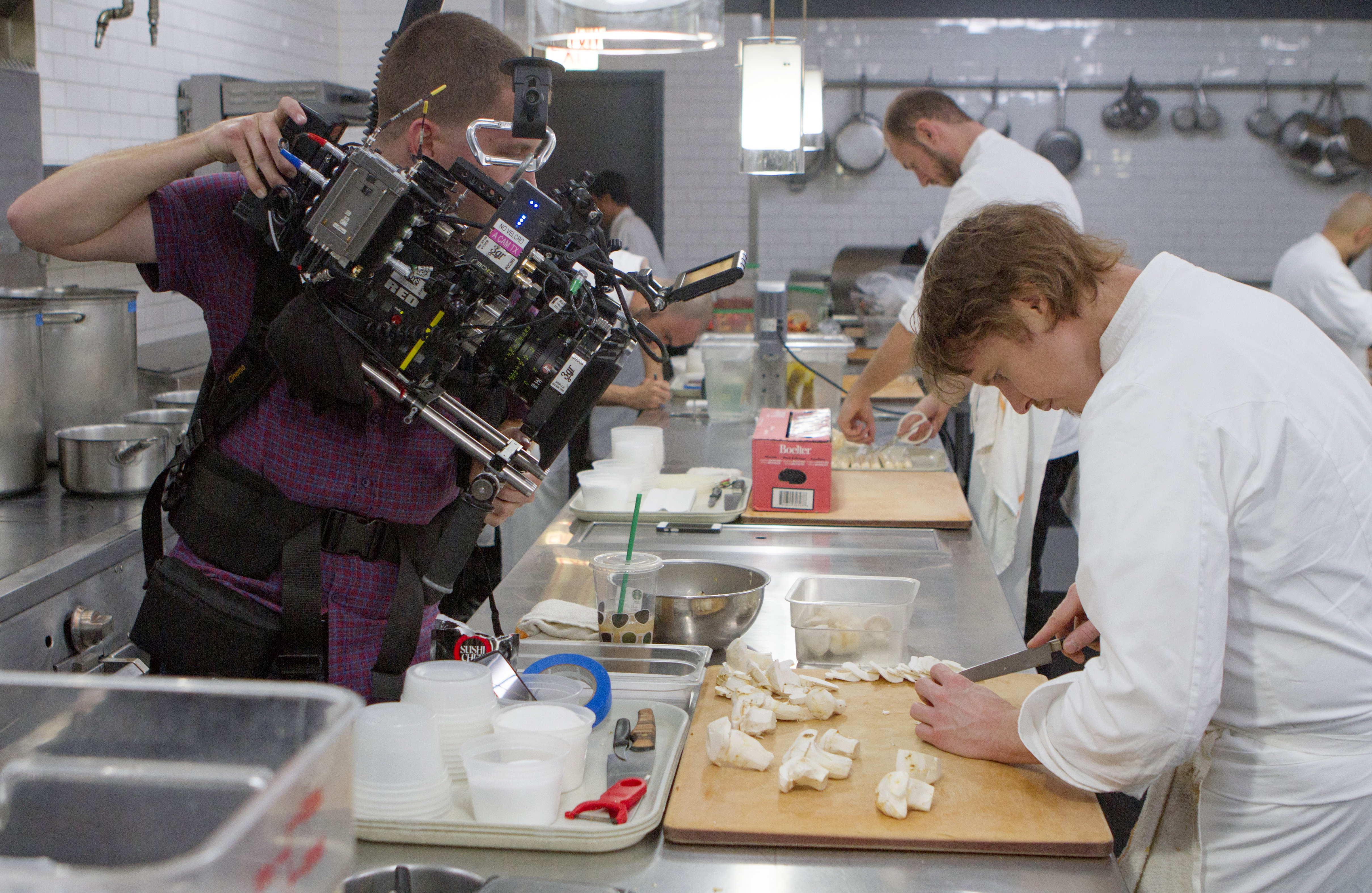 "Chef Grant Achatz on ""Chef's Table"""