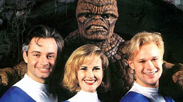 """Doomed! The Untold Story of Roger Corman's The Fantastic Four"