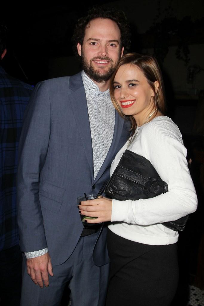 Drake Doremus and Alana Morshead