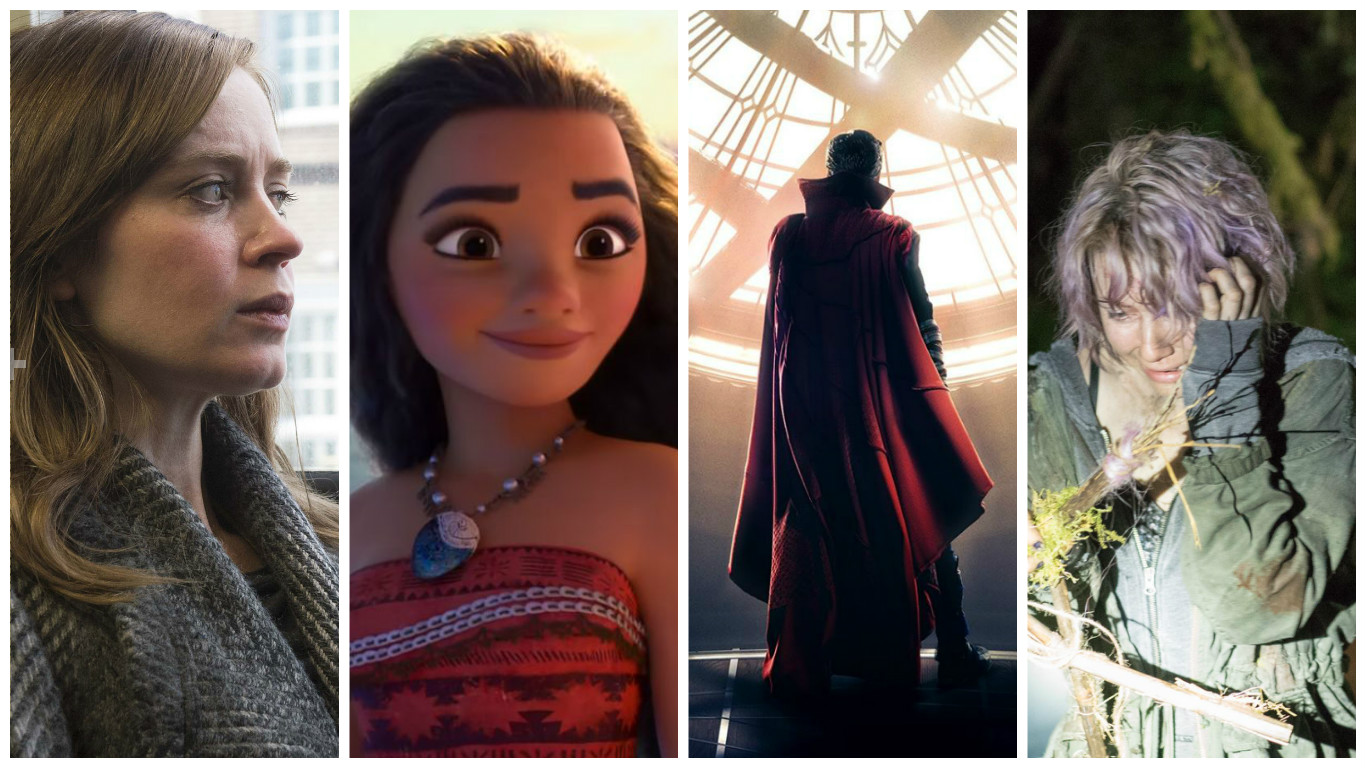 2016 Fall Movie Preview: 17 Blockbusters and Popcorn Offerings To Check Out This Season