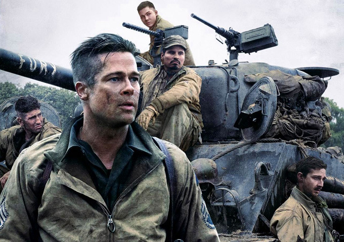 Fury - Brad Pitt, David Ayer