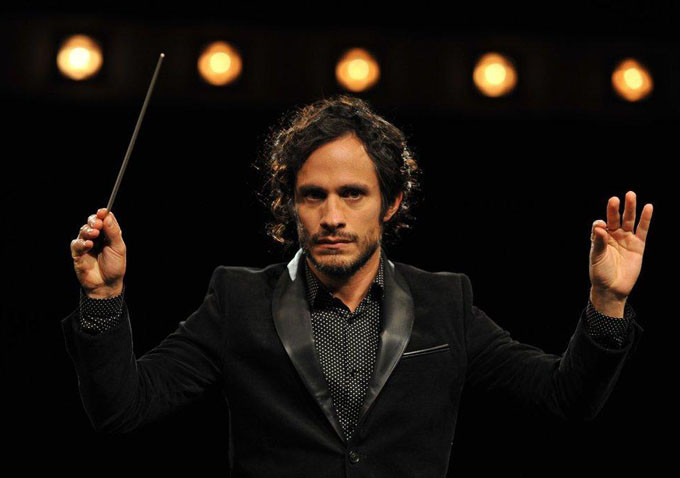 Gael Garcia Bernal Mozart In the Jungle