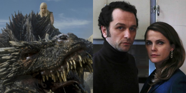 Game of Thrones v The Americans