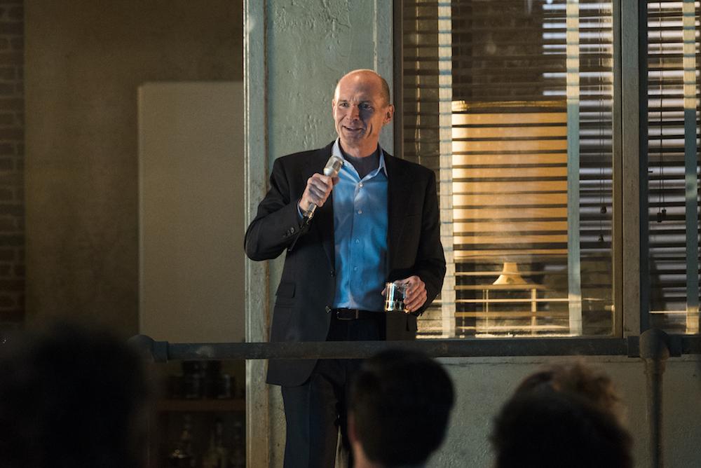 Toby Huss as John Bosworth - Halt and Catch Fire _ Season 3, Episode 1