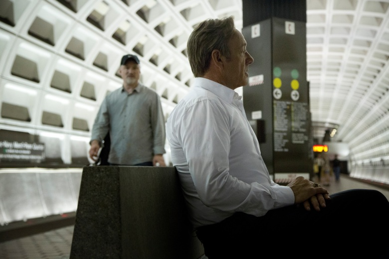 "David Fincher Directing ""House of Cards"" pilot"