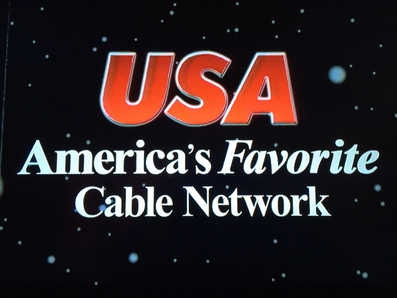 Old USA Network logo