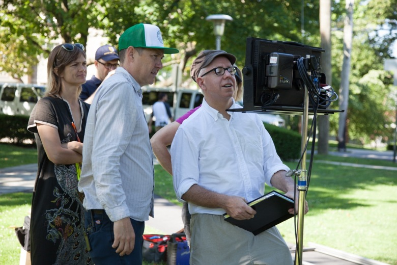DP Christopher Blauvelt & Dir James Schamus