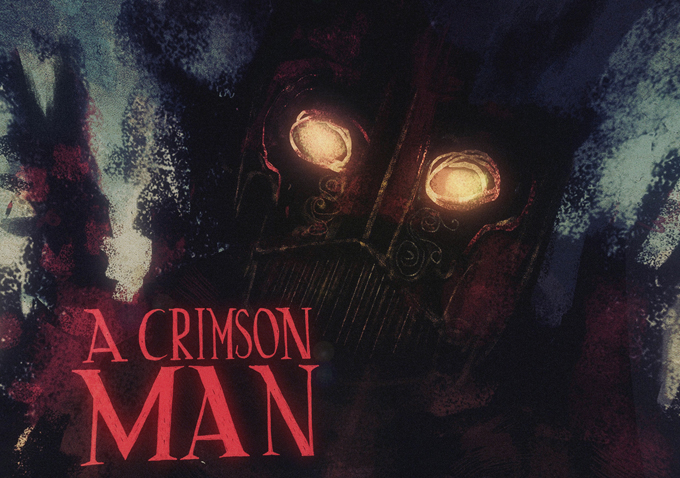 Project of the Day - A Crimson Man