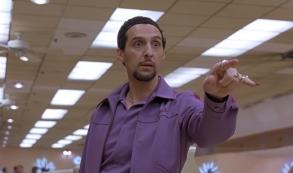 "John Turturo in ""The Big Lebowski"""