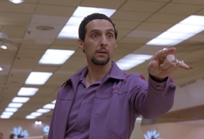 "John Turturo in ""The Big Lebowski"""
