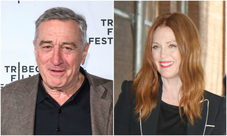 Julianne Moore Robert DeNiro