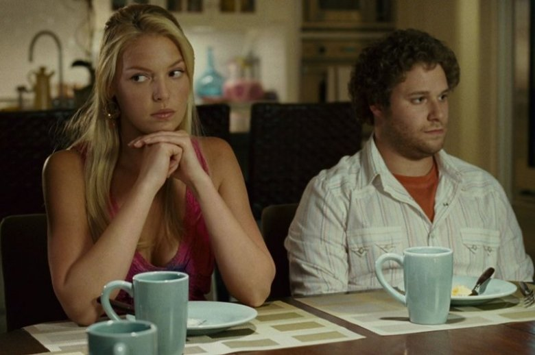 Katherine Heigl Seth Rogen Knocked Up