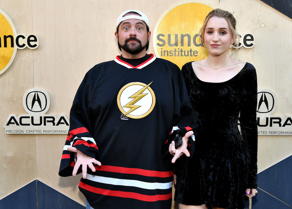 Kevin Smith Defends His Daughter Harley Quinn From Online