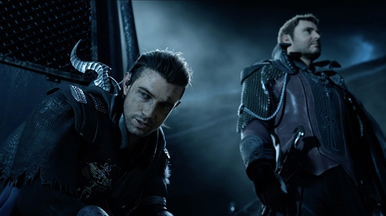 Aaron Paul in KIngsglaive: Final Fantasy XV