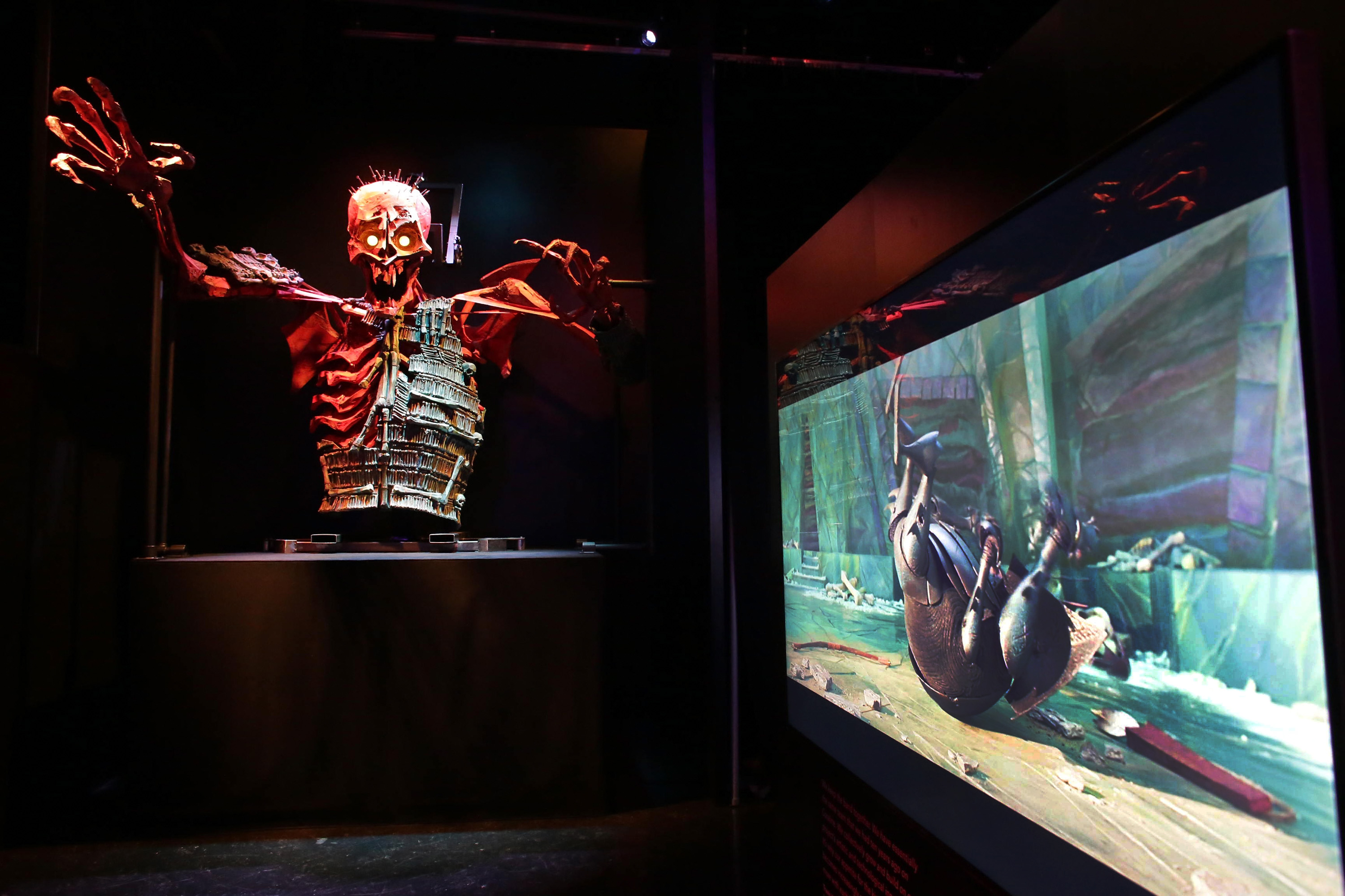 Now You Can Experience The Magic Of Laika At Inventive New Exhibition Indiewire