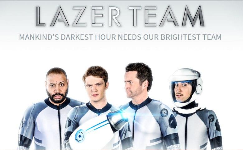 lazer team full movie