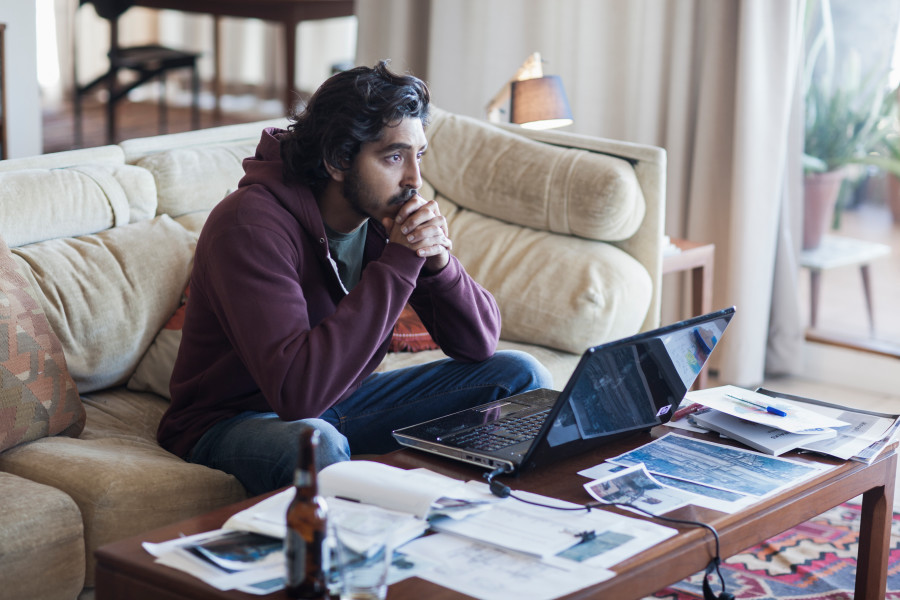 Lion - Dev Patel