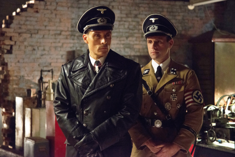 """""""The Man in the High Castle."""""""