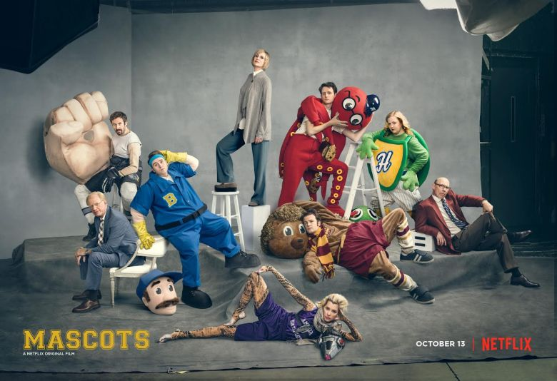 Mascots Netflix