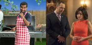 Master of None v Veep comedy