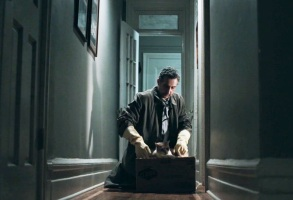 "John Turturro and the Cat in ""The Night Of"""