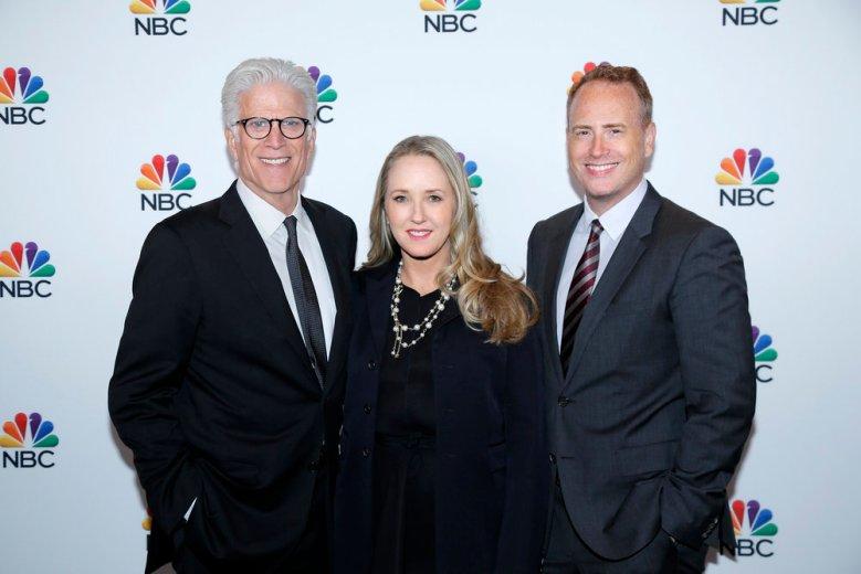 Bob Greenblatt, Jennifer Salke, Ted Danson
